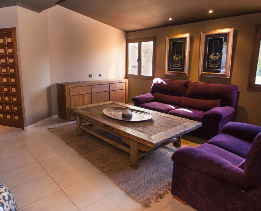 Swiss Hotel Moraira suite