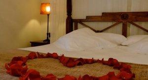 romantic room Swiss Hotel Moraira
