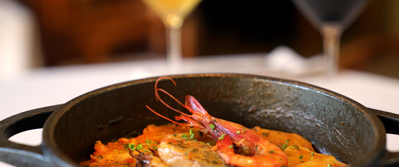 suquet peix Swiss Hotel Moraira