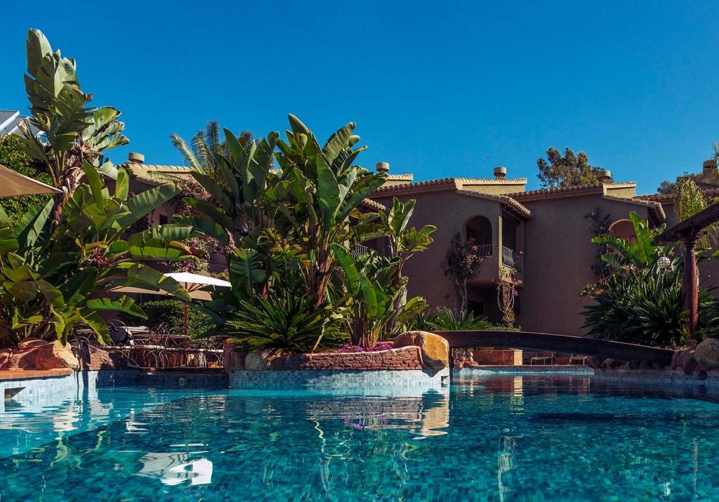 Pool Swiss Hotel Moraira