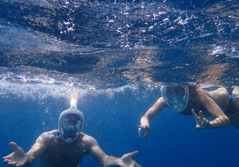 moraira snorkel